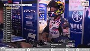 LIVE Asia Road Racing Championship 2017 - Sentul (Warm Up)
