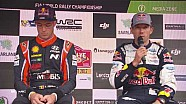 Rally Germany 2017: Press conference Thursday