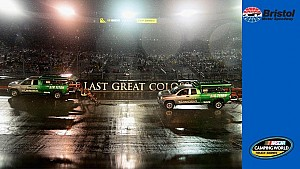Truck series delayed due to rain