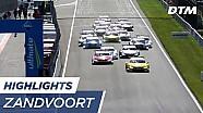 Highlights race 1 - DTM Zandvoort 2017