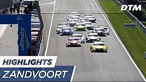 دي تي أم: ملخص السباق الأوّل في زاندفورت 2017
