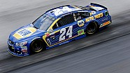 Chase Elliott takes a hit at Bristol
