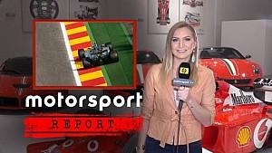 Motorsport-Report #26: F1 Spa, Training