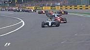 GP de Belgique - Le départ de la course