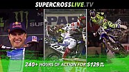Monster Energy supercross video pass