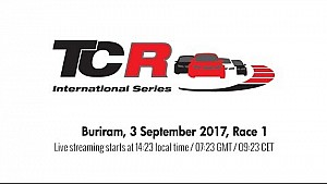 2017 Бурірам, TCR гонка 15