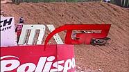 Indrukwekkende crash Gautier Paulin - MXGP of USA