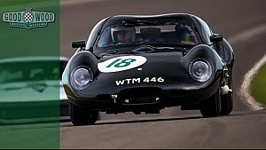 Goodwood: Lister Jaguar Coupe