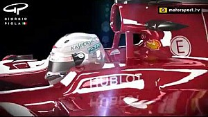 Ferrari - Full throttle Monza and DRS Activation