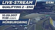 2. Yarış Sıralama Turları - DTM Nürburgring 2017
