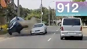 Recopilación de accidentes de coche 912 - septiembre de 2017