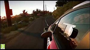 WRC 7 gameplay: Lefebvre @ Tour de Corse