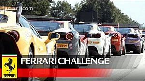 Ferrari Challenge - Act 2: The start