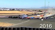 Domingo en el Sonoma raceway