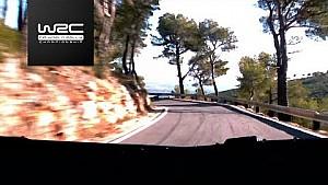 Rally Spain 2016: Onboard Ott Tänak SS14