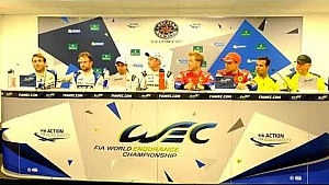WEC - 2017 6 hours of Circuit of the Americas - Post-Qualifying press conference
