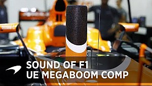 Sound of F1 | McLaren and ulitmate ears exclusive competition