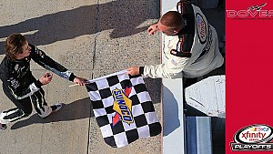 Blaney: 'I saw a little bit of myself' in kid he gave checkered flag to