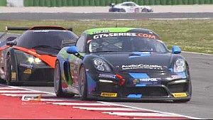 Throwback Thursday - Misano 2017 GT4 European series Northern Cup highlights