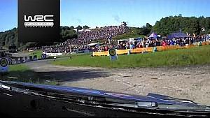 Rally Germany 2017: Onboard Ott Tänak SS09