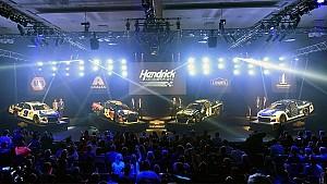 Hendrick-Designpräsentation 2018 in voller Länge
