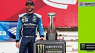 Truex after Charlotte triumph: 'It just keeps getting better'
