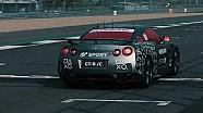 Op afstand bestuurbare Nissan GT-R /C