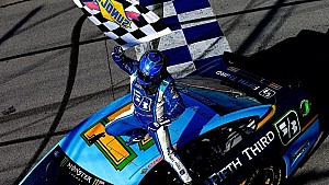 What it takes to win at Talladega
