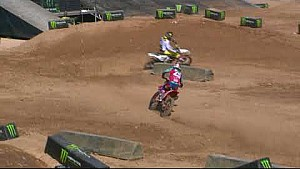 2017 - Monster Energy Cup - Musquin talks about the track and split start