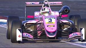 فورمولا 3 الأوروبية: ملخص سباق هوكنهايم الثاني