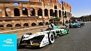 Formula E llega a Roma en 2018!