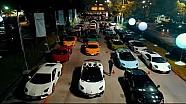 Lamborghini: aniversario 50 en Tokio