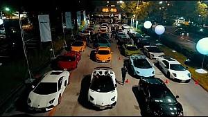 Lamborghini Japan: 50th Anniversary event in Tokyo
