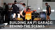 So wird die F1-Box aufgebaut