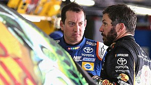 Mentally tough: Drivers talk Nascar playoffs
