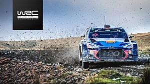 Rallye Wales: Highlights, WP 12