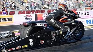 Eddie Krawiec picks up his fourth countdown win in Vegas
