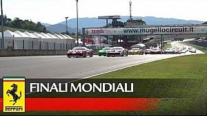 Ferrari-Weltfinale: 2. Rennen - Europa