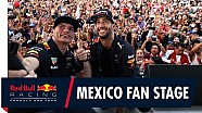 Max y Daniel sienten el cariño en México