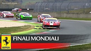 Ferrari-Weltfinale: Highlights, Coppa Shell