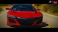 Acura NSX GT3: Dari jalan raya ke trek balap