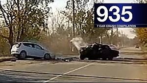 Recopilación de accidente de coche 935 - noviembre de 2017