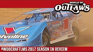 World of Outlaws Craftsman late model series 2017 season in review