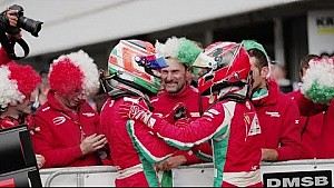 In their own words - A perfect Formula 4 season