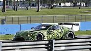 Onthuld: Aston Martin test nieuwe Vantage GTE op Sebring
