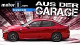 Alfa Romeo Giulia QV Langzeittest