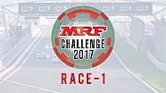 MRF CHALLENGE 2017-2018 ROUND 1 - RACE 1 - MRF2000
