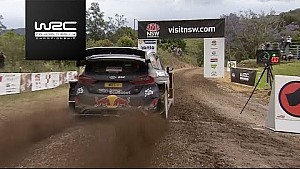 Rally Australia 2017: Highlights SS13