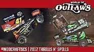 World of Outlaws Craftsman sprint car series | 2017 Thrills n' Spills