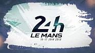 Présentation de l'affiche des 24 Heures du Mans 2018